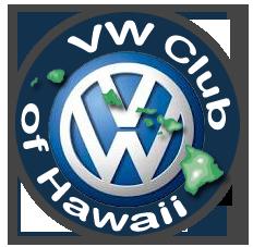 Black VW Club of Hawaii Trucker Hat - VW Club of Hawaii